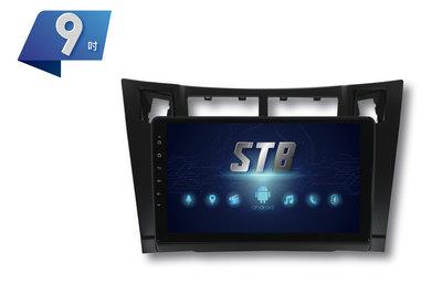 *吉祥汽車音響* STB S7系列TOYOTA 2006-2013VIOS    10吋安卓導航影音系統