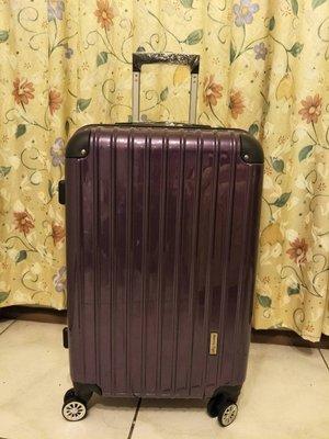 全新America tiger 24 吋夢幻紫行李箱 含運