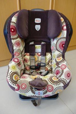 (二手) Britax Advocate 70-G3 LATCH、ISOFIX 汽車安全座椅 兒童汽車座椅