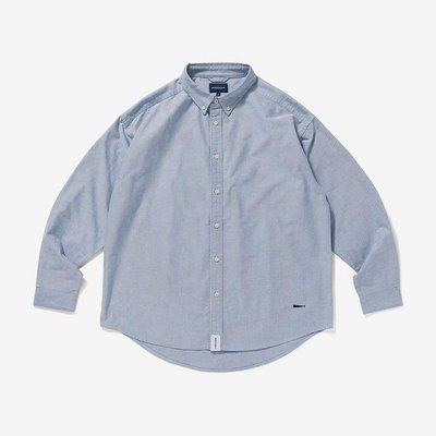 DESCENDANT 20SS KENNEDY'S SHIRT FULL SIZE DCDT 小鯨魚長袖襯衫 wtaps
