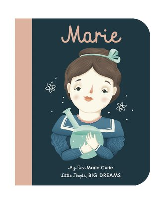 *小貝比的家*MY FIRST LITTLE PEOPLE, BIG DREAM:MARIE CURIE/硬頁/3~6歲