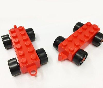【W先生】4輪 輪胎 輪子 零件 補充包 我高積木 OK積木 積木箱 大顆粒積木 大積木 ST安全玩具 台灣製造