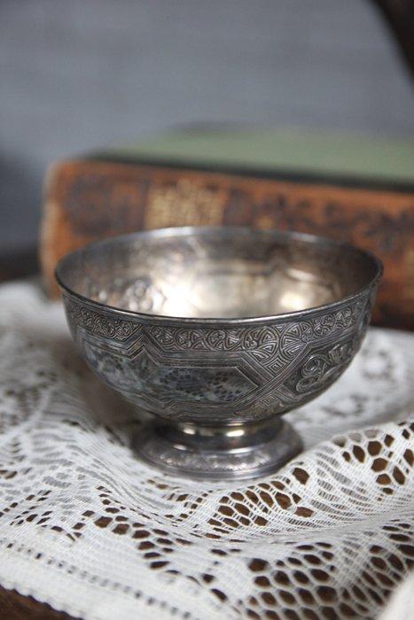 十九世紀英國John Round & Son古董鍍銀器(02_W-09-41)【小學樘_歐洲老家具】