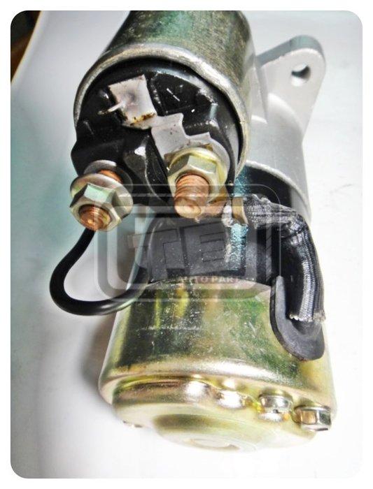 【TE汽配通】NISSAN 裕隆 341 N180 HV CE M1 自排 啟動馬達 起動 外匯整新品