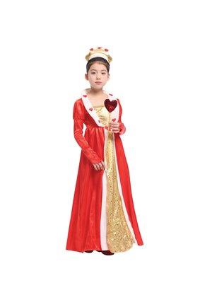 歡樂賣/萬聖節服裝,萬聖節道具,公主服裝/兒童變裝服/高雅桃心公主
