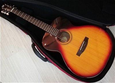 (彈心琴園樂器館)台灣高階品牌 Ayers As-sbw 手工全單板木吉他 #免運費0利率