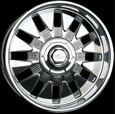 DJD19061515 進口精美鋁圈 - GS68 20-26吋 依當月報價為準