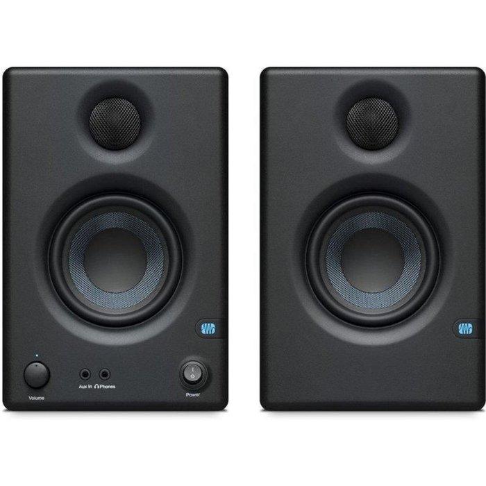 ☆唐尼樂器︵☆公司貨免運 PreSonus ERIS E3.5 主動式監聽喇叭 台灣總代理原廠公司貨 一年保固