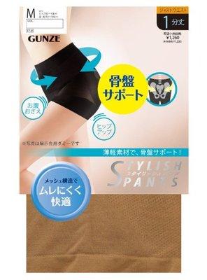 GUNZE 日本製 骨盤調整 提臀 內褲 日本大阪連線代購