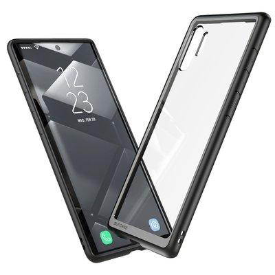 KINGCASE (現貨) SUPCASE Galaxy Note10 / Note10 Plus 保護殼手機套軟邊透明