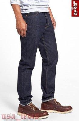 【新款原色28-42腰】美國LEVIS 502  Taper RIGID深藍硬挺養褲錐型小直筒牛仔褲508 522