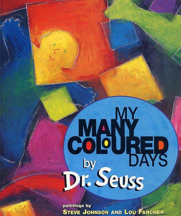 *小貝比的家*MY MANY COLOURED DAYS/平裝/4-5歲中班/顏色