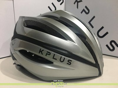 【皇小立】KPLUS SUREVO 公路競速安全帽 科技銀 / KASK MONTON POC OGK GIRO