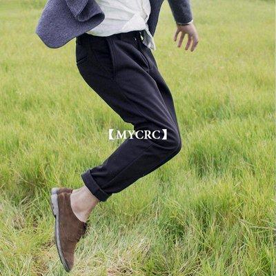 【MYCRC】含運 修身休閑褲男小腳褲韓版潮長褲