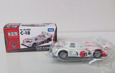 【TOMICA 多美 迪士尼 汽車總動員2 轟太郎】購入收藏