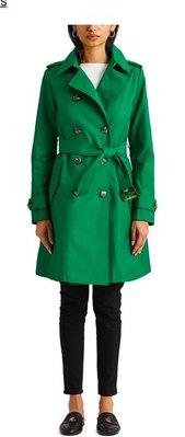 Ralph Lauren Belted Water Resistant Trench Coat5/9止