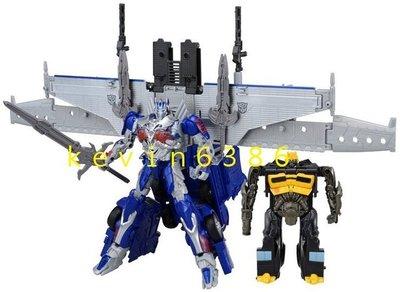 東京都-變形金剛4-絕跡重生LA14 Battle Command OP & BB Tag Set特別版柯博文+大黃蜂