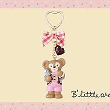 *B' Little World * [現貨]東京迪士尼海洋限定商品/情人節限定/達菲廚師鑰匙圈/Duffy/東京連線