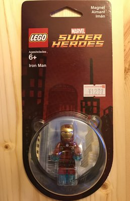 樂高 LEGO Super Heroes 超級英雄系列 Iron Man 鋼鐵人 磁鐵