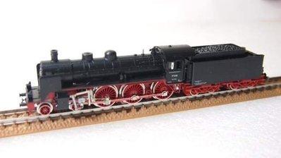 N規,MINITRIX BR17 蒸汽車頭 / NO.13617