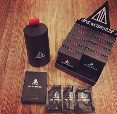 ☆AirRoom☆【現貨】Sneaker Mob Cleaning Kit 單罐 補充罐 + Mob 濕紙巾 免運