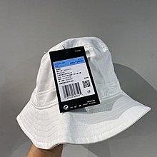 【AND.】NIKE NSW BUCKET 黑 白LOGO 帆布 帽子 穿搭 休閒 漁夫帽 男女 CK5324-010