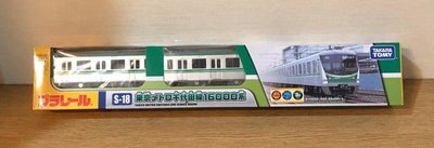 【G&T】純日貨 多美 Plarail 鐵道王國火車 S-18 東京地下鐵 千代田線 16000系 838333