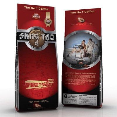 【越南中原咖啡】創作咖啡粉4號(Sang Tao So 4)