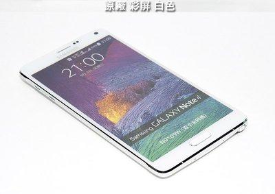 GooMea 原裝 黑屏Samsung三星Galaxy Note 4 展示用模型機樣品Dummy道具拍戲假機摔機包膜