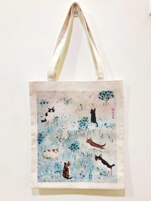 可愛猫咪帆布袋&環保袋