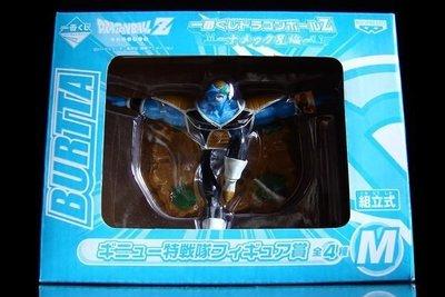 A-20 櫃 : 2009 日本一番限定 M賞 七龍珠 DRAGON BALL 基紐特戰隊 巴特 富貴玩具店