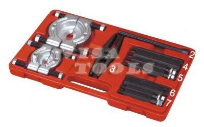 ~ VISA 汽車工具 ~ 改裝汽機車必備 ~ 小型培令拔卸組(雙盤)
