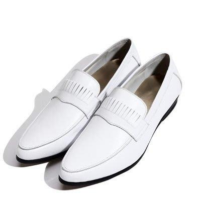 懶人鞋 真皮尖頭休閒鞋-亮皮時尚英倫紳士男鞋子4色73kv83[獨家進口][米蘭精品]