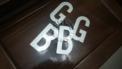 速發~切割門牌訂製阿拉伯數字英文字國字圖案~~耐候性鋼板~鍍鋅板不鏽鋼不銹鋼板 藝術招牌門牌~標示牌~耐蝕板~生鏽板~