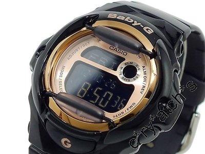 CASIO Baby-G BG-169 series BG-169G 黑金 BabyG BG169G