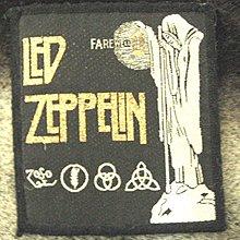 [狗肉貓]_Led Zeppelin _Led Zeppelin IV _ 繡布