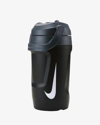 GOSPEL【NIKE FUEL JUG】 全黑 巨無霸水壺 AC4415-012