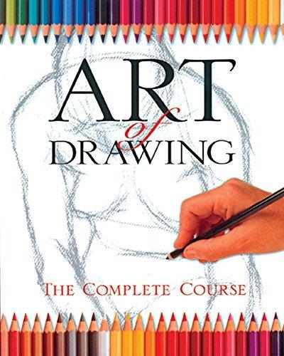 原版 Art of Drawing: The Complete Course 藝術繪畫完整教程 藝術繪畫教學書