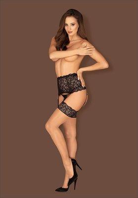 °☆就要襪☆°全新歐洲品牌 Obsessive JOYLACE 性感蕾絲刺繡吊襪帶