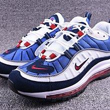 "Nike Air Max 98 ""Tour Yellow""複古運動全掌氣墊跑鞋 36-45"