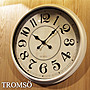 TROMSO法式香榭- 時尚大數字刷白時鐘(現+預)...