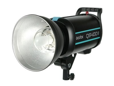 蘆洲(哈電屋)Godox神牛 Quicker 棚燈 qs400ii 400瓦內建X1接收器 高速回電 公司貨 附標準罩