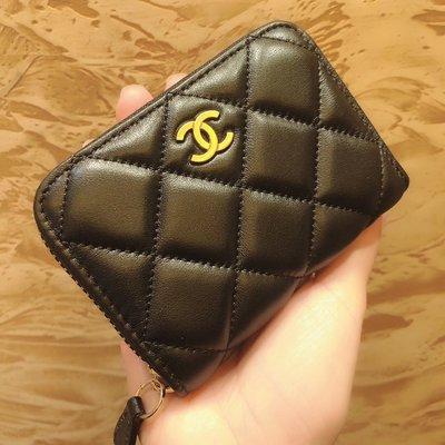 部落格~小香家小錢包女 新款清新短款時尚氣質拉鏈卡包女士夾卡零錢包12G216