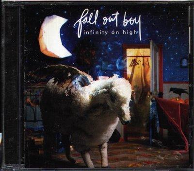 K - Fall Out Boy - Infinity On High - 日版 +2BONUS