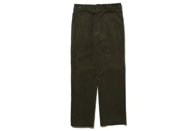 "[ LAB Taipei ] UNUSED ""UW0774 PANTS"" (Olive)"