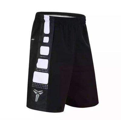 🏀黑曼巴Kobe Bryant科比運動籃球短褲🏀NBA球衣湖人隊Adidas愛迪達健身訓練慢跑五分純棉褲子男女417