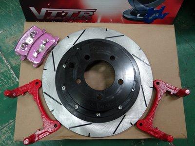 {順加輪胎}OUTLANDER VTTR 330mm 後加大碟 搭配進化性能版來令片 另有 浮動碟 對向6活塞卡鉗 AP