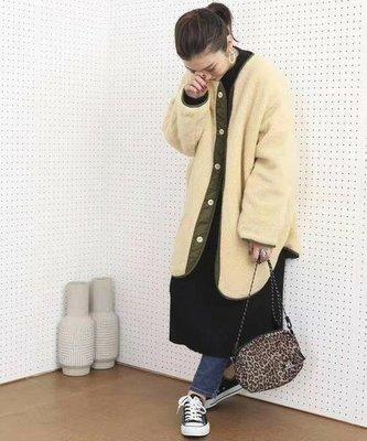 light*salt。日本好牌。oversize。隨性版型。兩面穿。鋪棉。風衣。大衣。外套。喜歡beams studio clip muji ichi日本代購