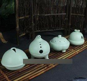 【陶瓷香爐-盤香-四款可選-1個/組】香爐擺件 盤香香道 室內特色香爐,四款可選-7501016