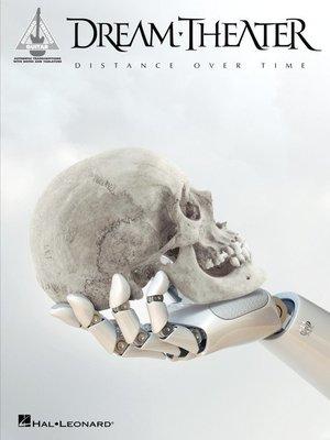 【反拍樂器】Dream Theater – Distance Over Time 吉他樂譜 進口樂譜 免運費